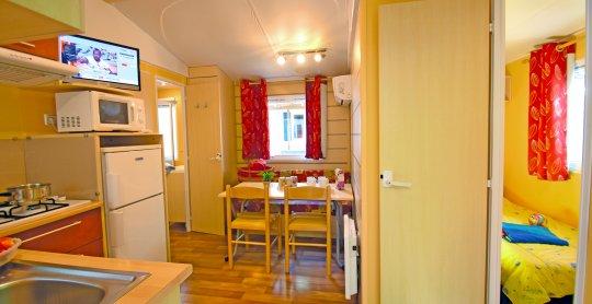 mobil home 4 cuisine salisses