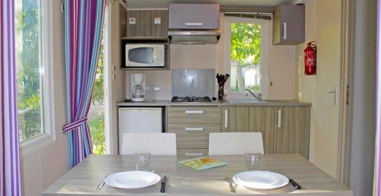 mobil home 2 cuisine salisses